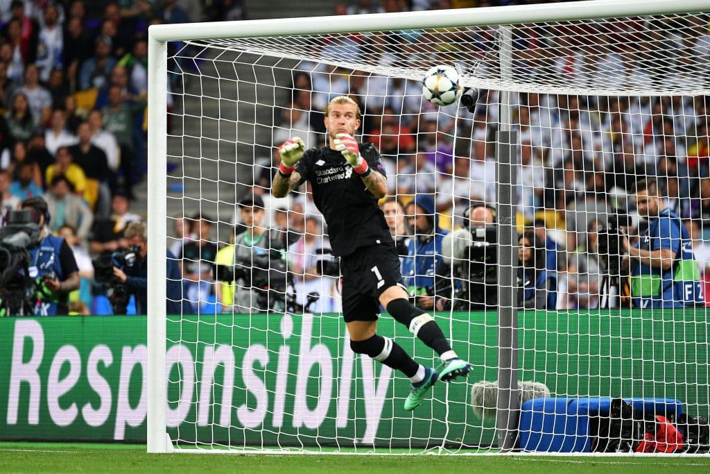 Champions League Loris Karius