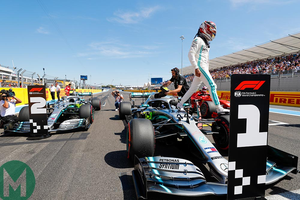Lewis Hamilton pole Spanish GP
