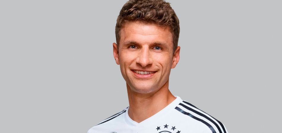 Thomas Muller Germany