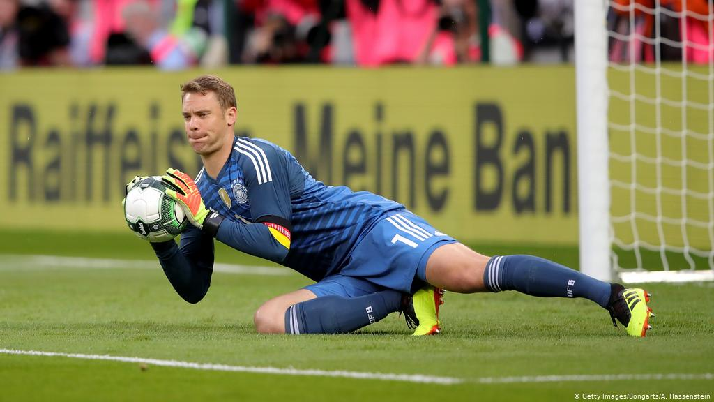 Return of Neuer