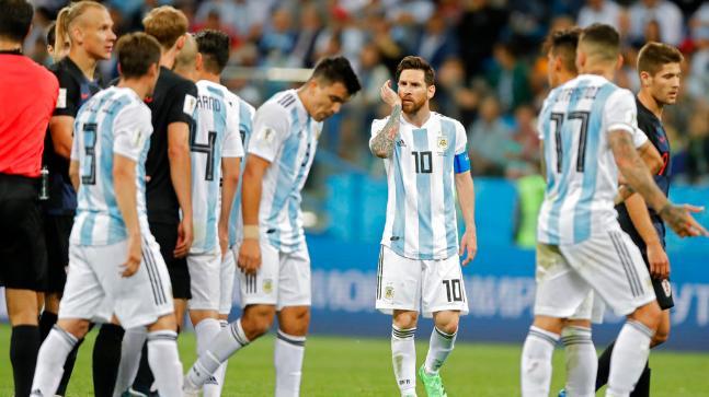 Nigeria v Argentina preview