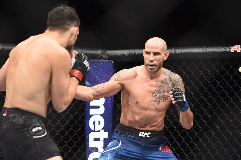 UFC Moraes