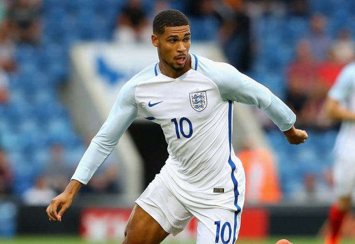 Loftus Cheek for England