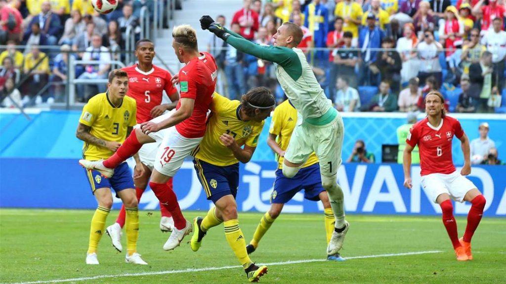 Sweden vs Switzerland