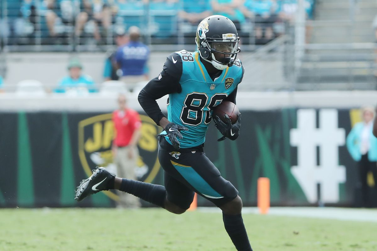 Allen Hurns set to torch the NFL in 2018