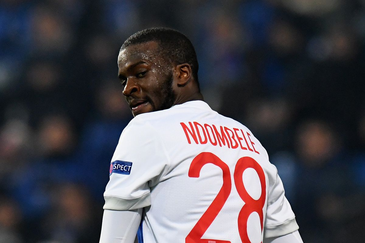 Tanguy Ndombele on his way to Arsenal?
