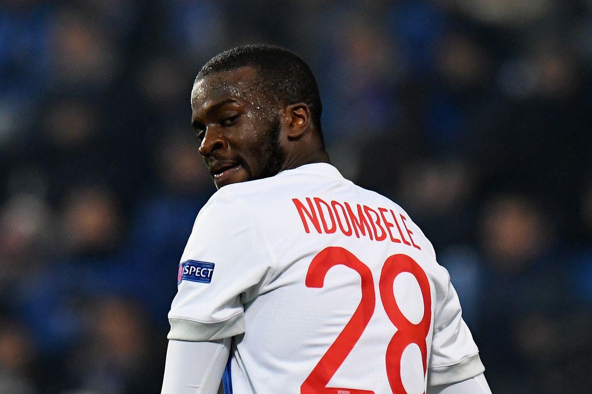 Tanguy Ndombele on his way to Arsenal?