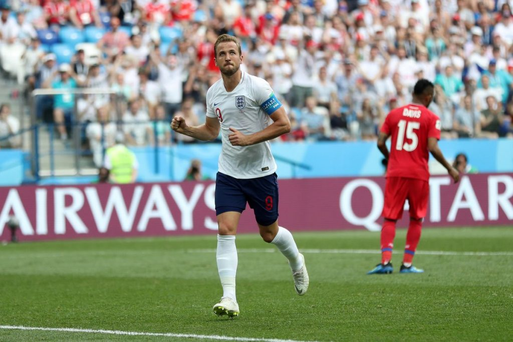 England Captain Harry Kane will need to step up against Columbia