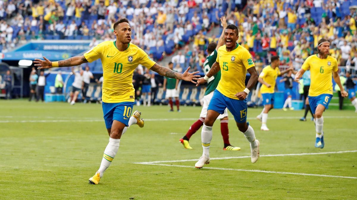 Brazil v Uruguay Preview