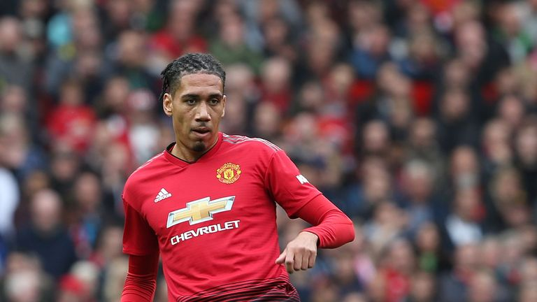 Manchester United Chris Smalling