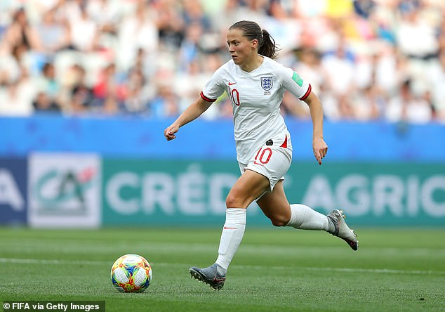 Lionesses Fran Kirby