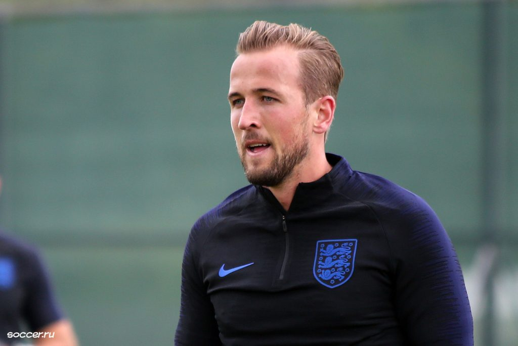 Harry Kane - England World Cup