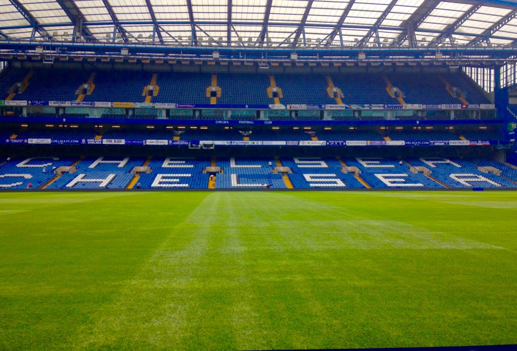 Stamford Bridge - Chelsea - Labelled for reuse
