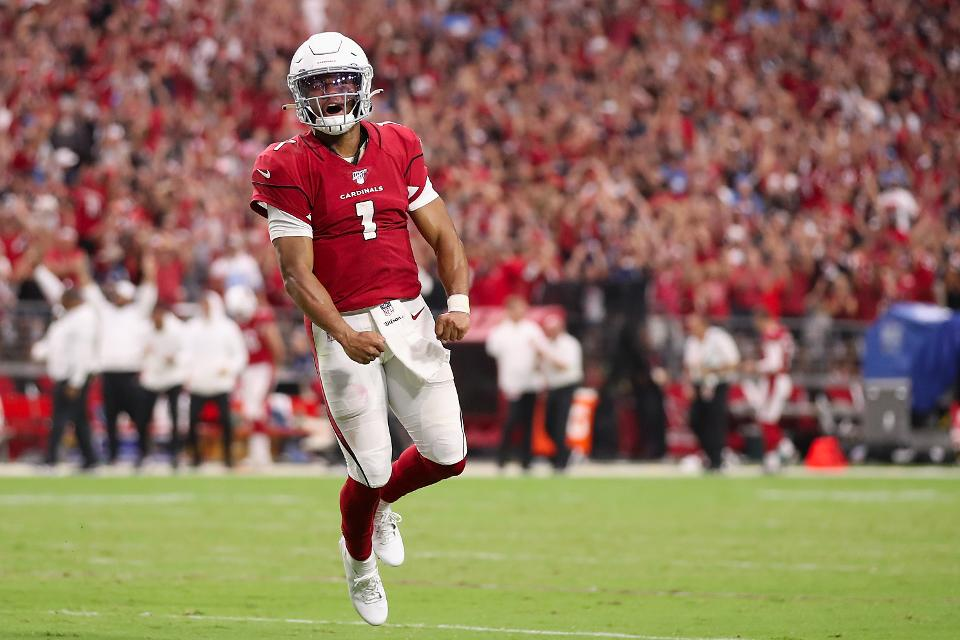 The Cards quickly dumped Josh Rosen for Kyler Murray © Christian Petersen/Getty Images