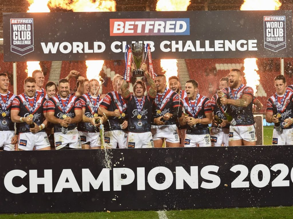 Roosters win again