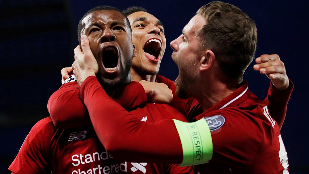 Liverpool beat Barcelona to reach UCL Final