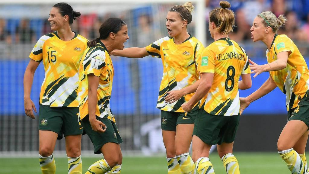 Aussie win
