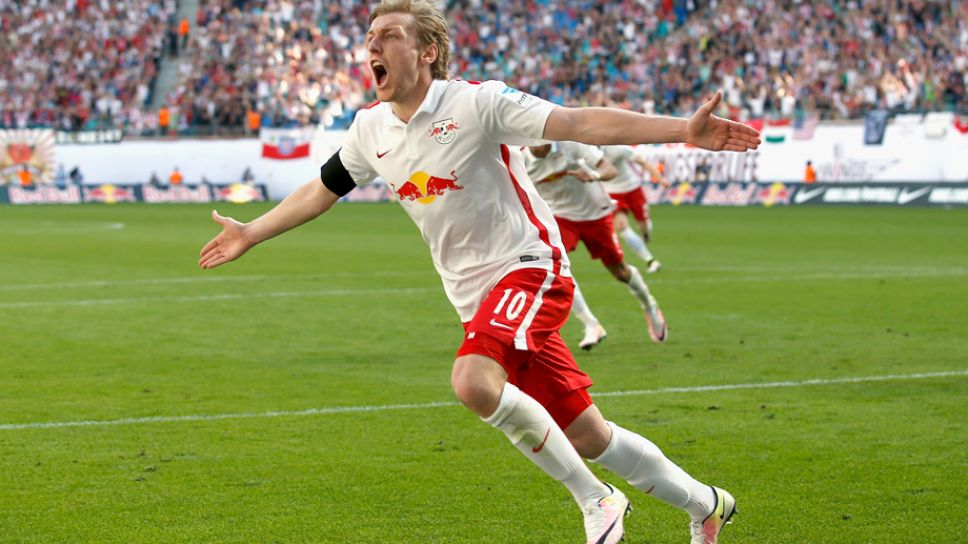 Tottenham eager to sign Emil Forsberg