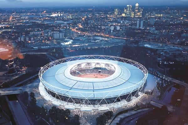 New Stadiums: City of London