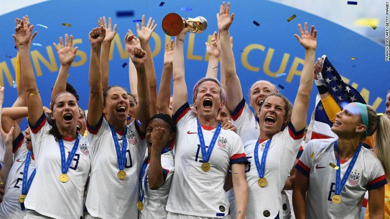USA win WWC