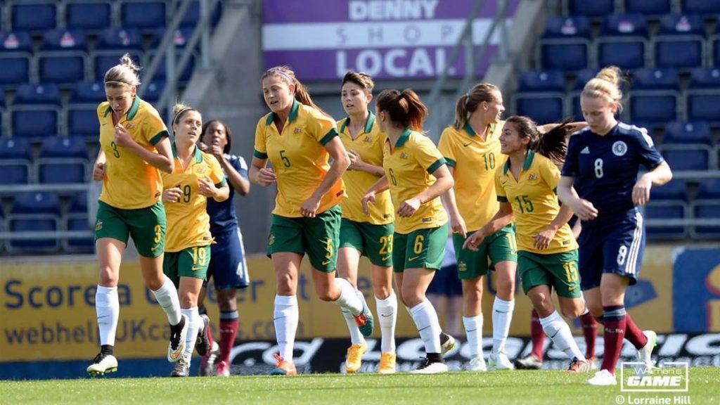 WWC Team Australia