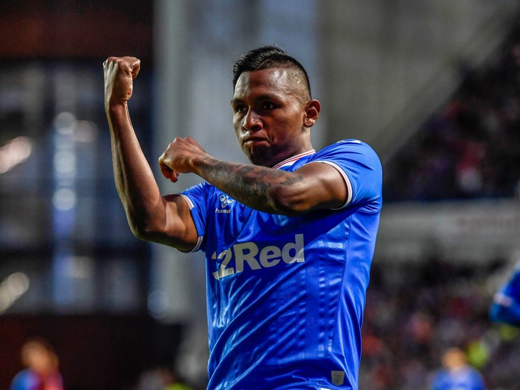 Alfredo Morelos to the Premier League?
