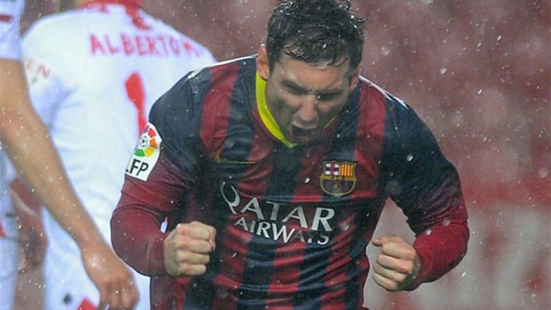 The Messi Myth