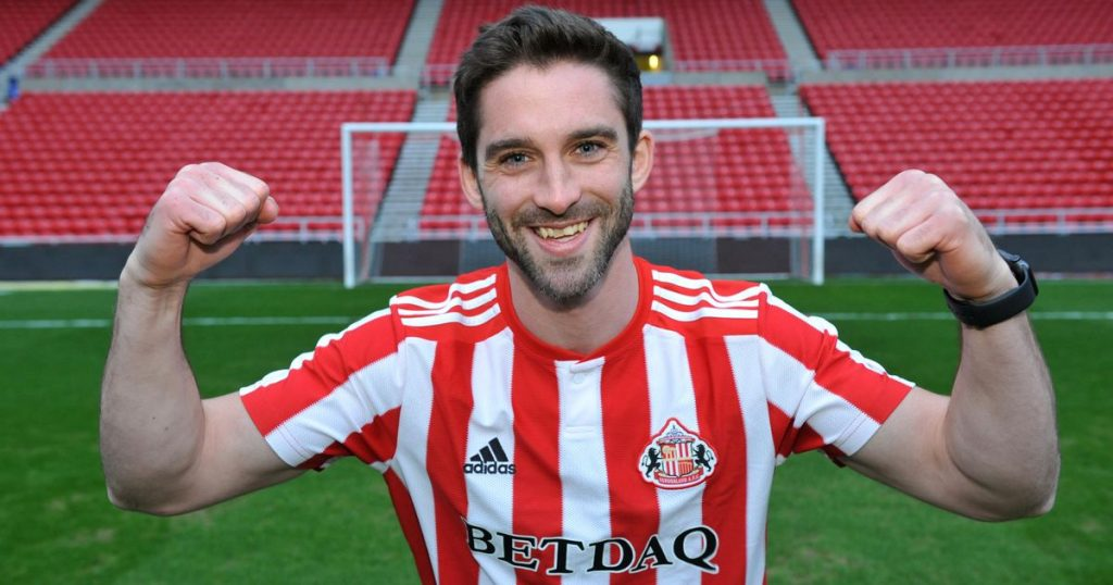 Welcome to Wearside Will Grigg