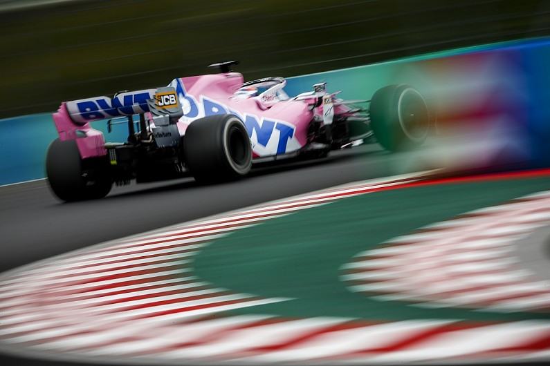 "Catch us if you can, Racing Points ""Pink Mercedes"" story is unlikely to go away during the Hungarian GP weekend"