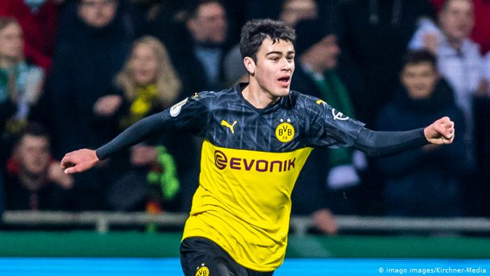 The next Dortmund superstar Gio Reyna