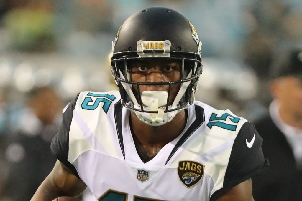 Allen Robinson looking to show the NFL just what he can do