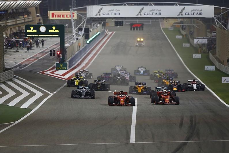F1 cancel Bahrain and Vietnam