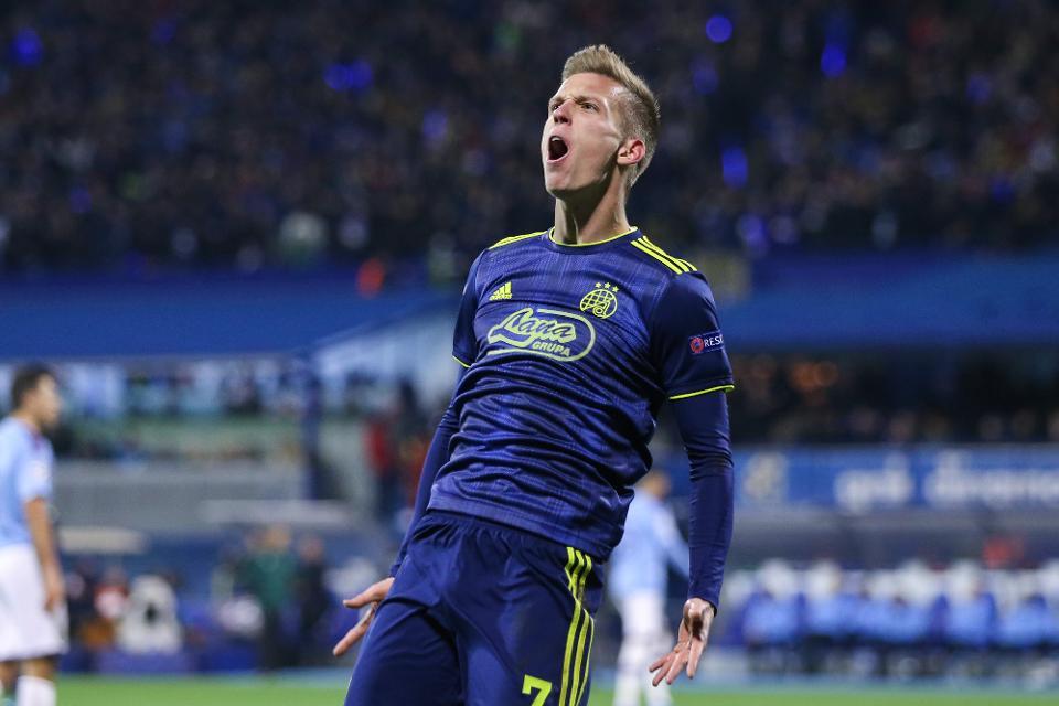Chelsea target Dani Olmo