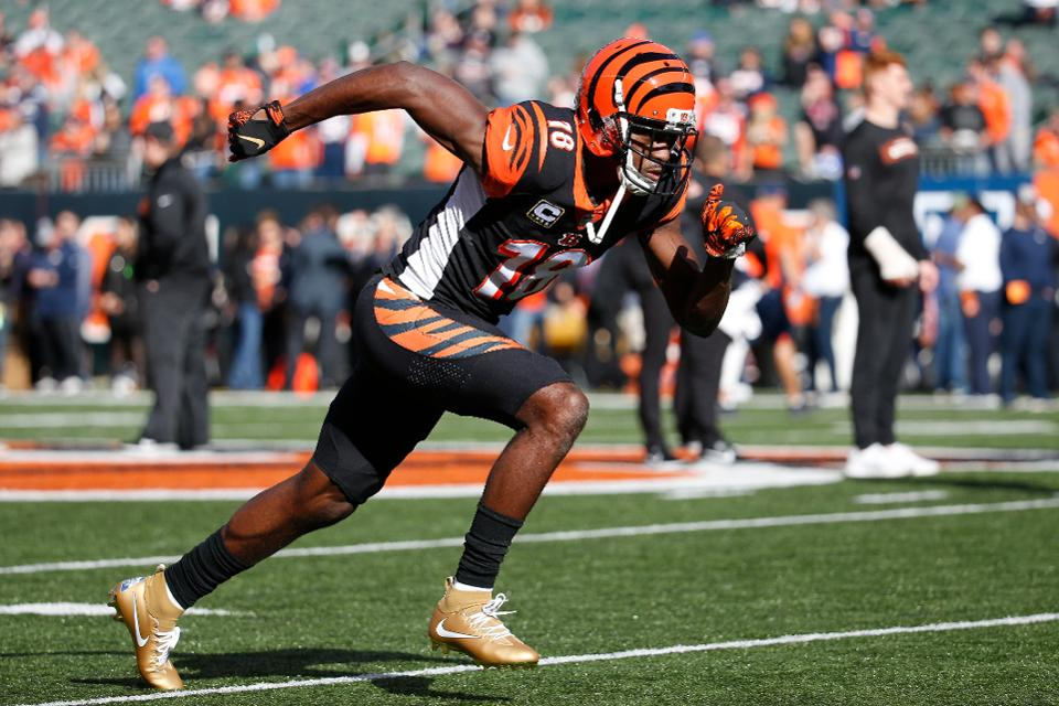 Cincinnati Bengals AJ Green