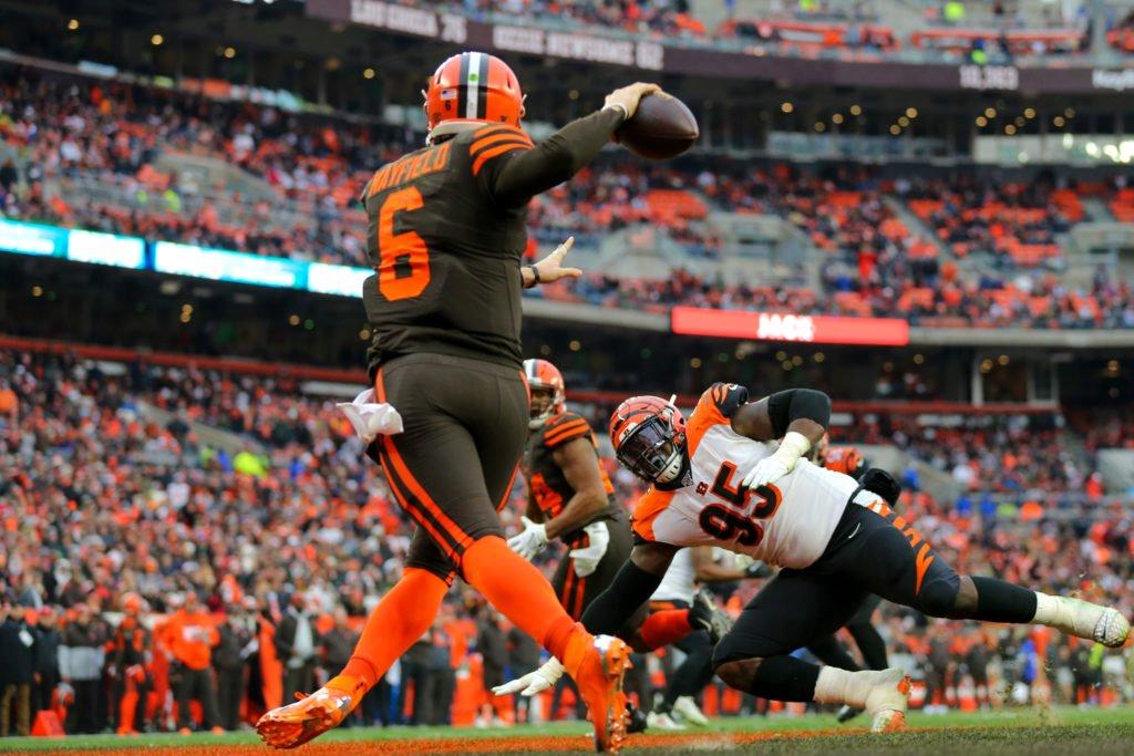 Cleveland Browns QB Baker Mayfield needs a bounce back season