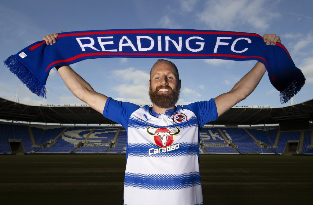 David Meyler joins Reading