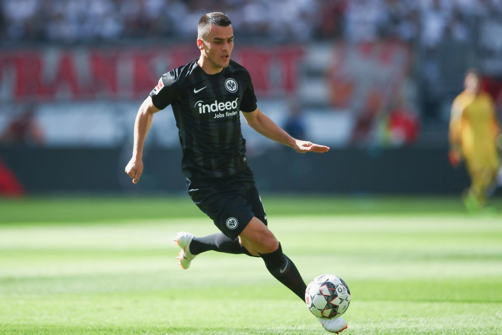 Kostic to Crystal Palace