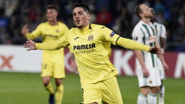 Pablo Fornals will wear Claret and blue next season