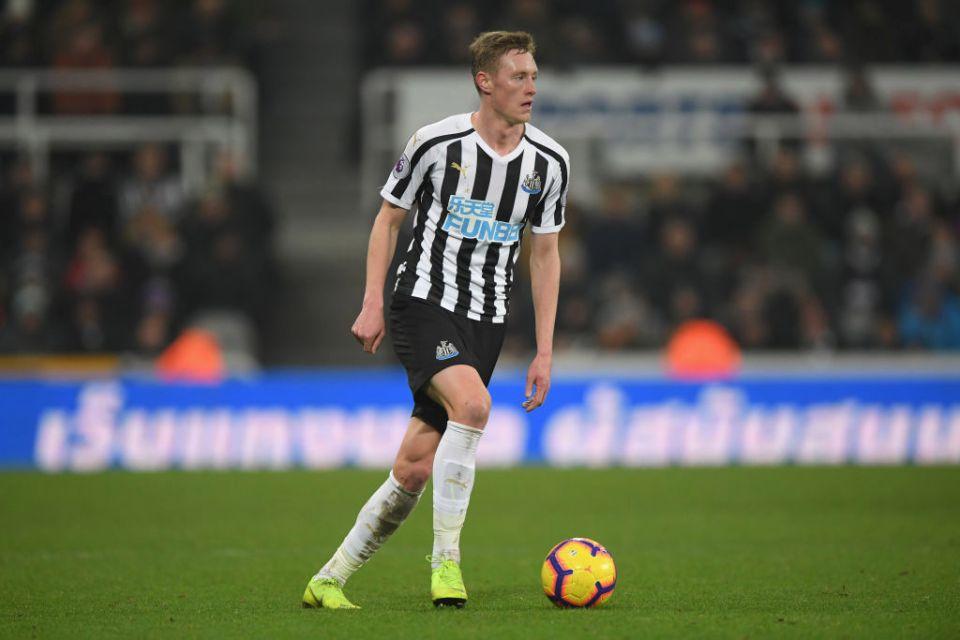 Sean Longstaff Newcastle United