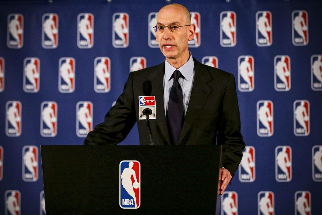 NBA season is suspended