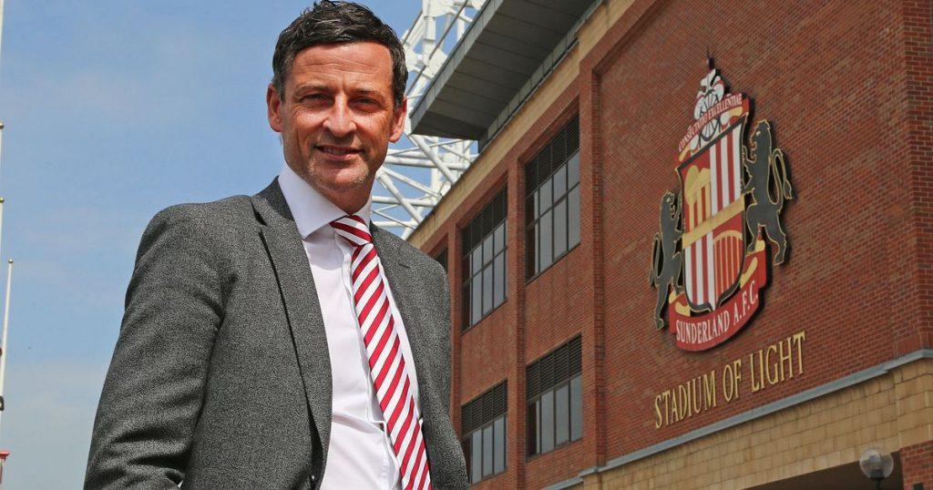 Jack Ross Sunderland