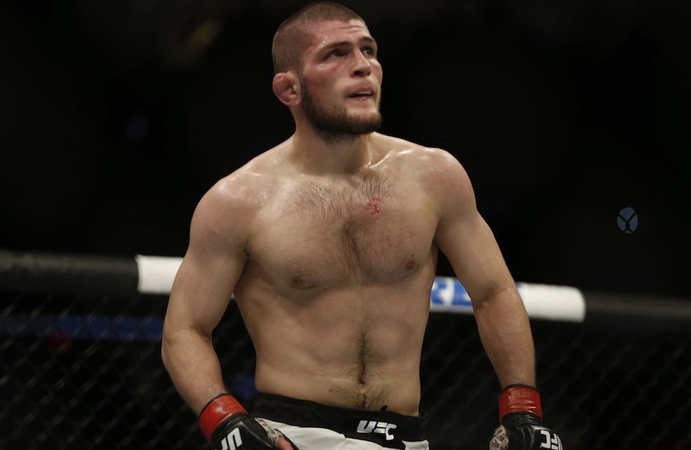 Khabib may have his title stripped