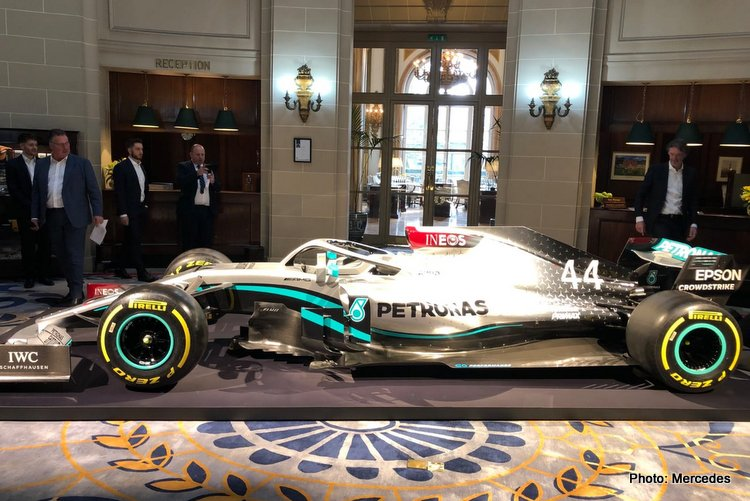 Top 5 F1 Liveries for 2020