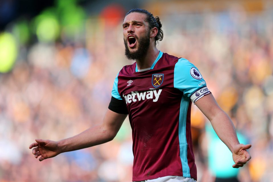 Andy Carroll back to NUFC