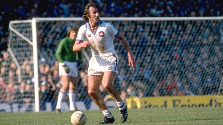Billy Bonds is a West Ham and England legend © Allsport UK /Allsport