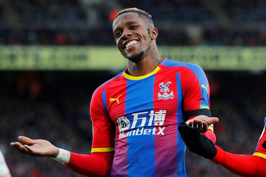 Spurs in for Zaha