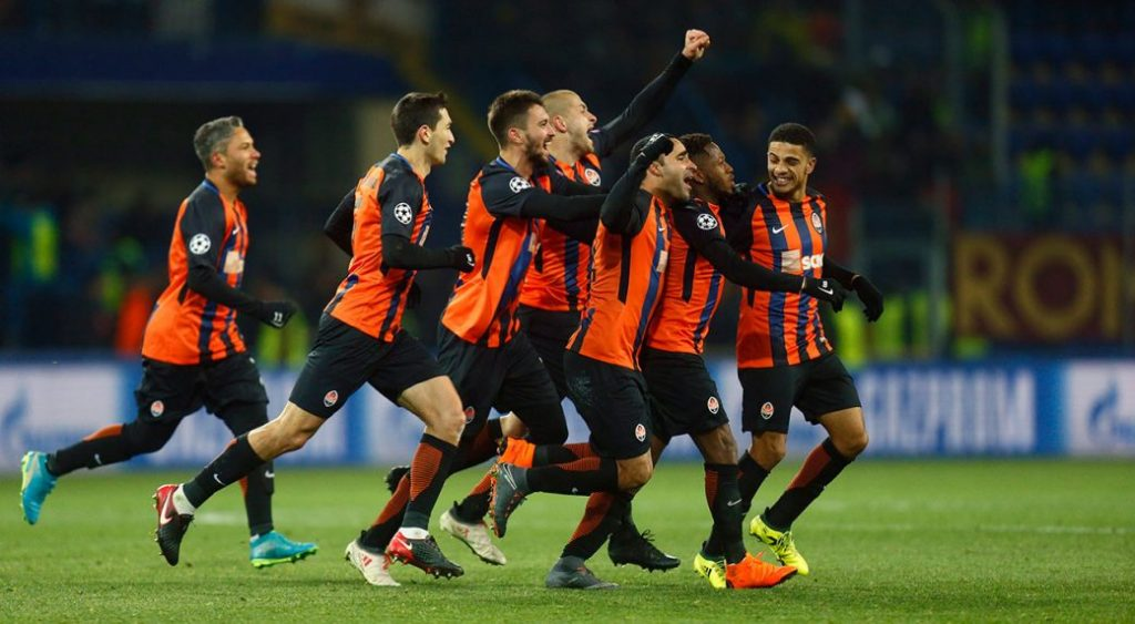 Europa League welcomes Shakhtar