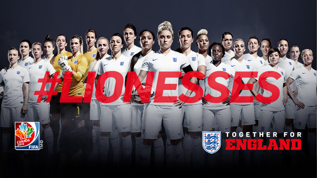 Lionesses Roar