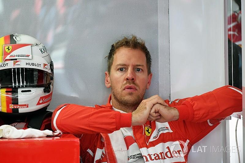 Vettel out at Ferrari?