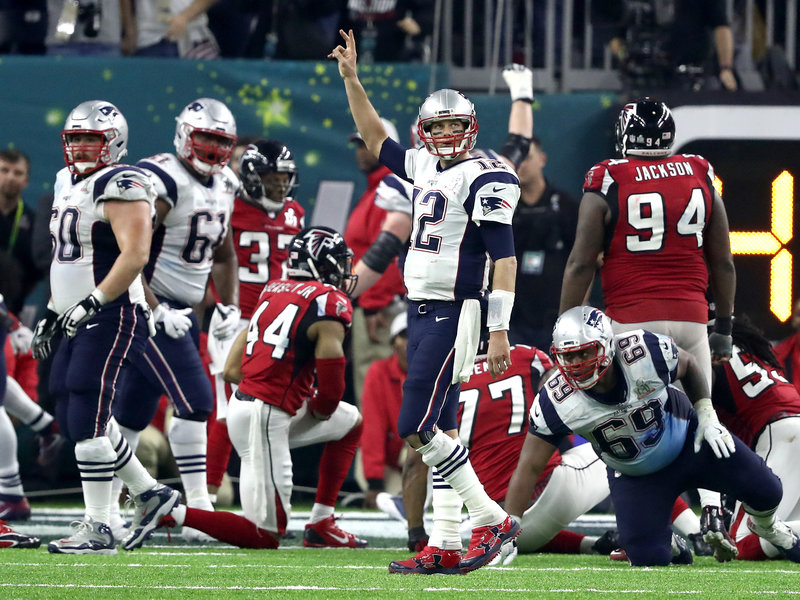 NFL's Greatest moments